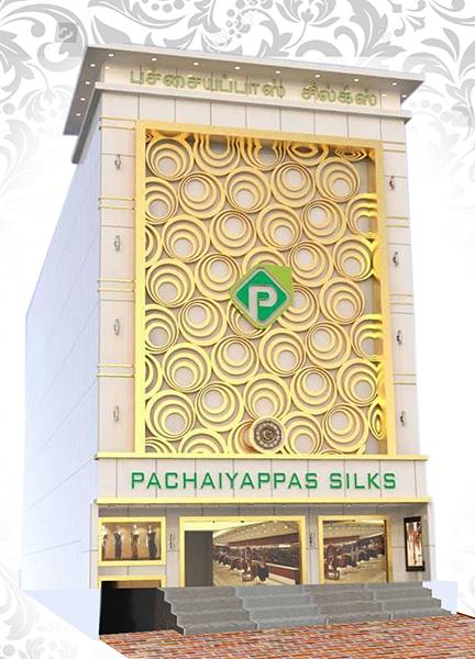 Gandhi Road Pachaiyappas